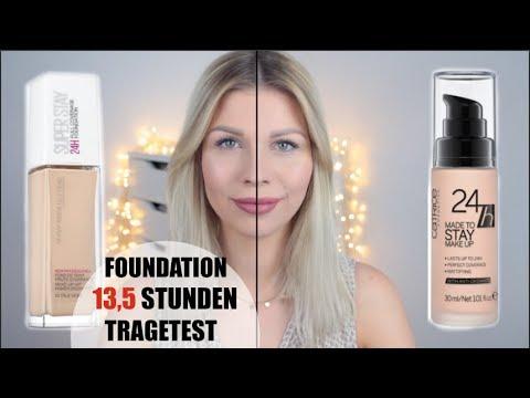 Foundation Vergleich