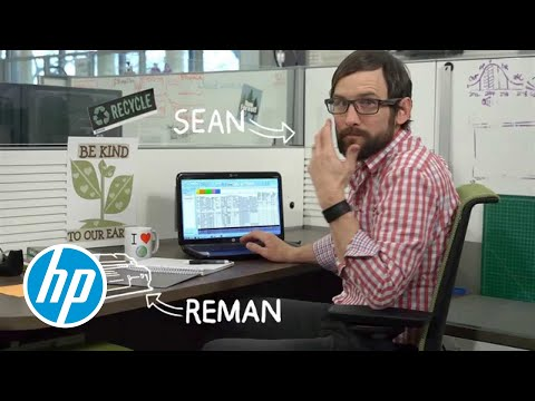 Original HP Supplies Vs Remanufactured Toner