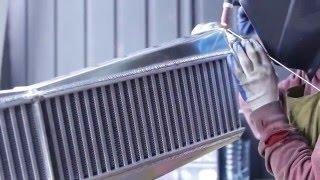Изготовление радиаторов и интеркулеров(, 2016-05-05T09:08:46.000Z)