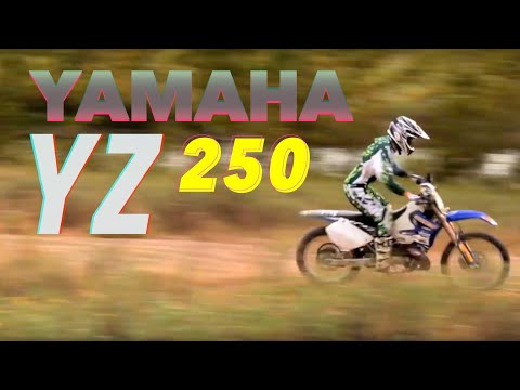 Steven Squire YZ 250