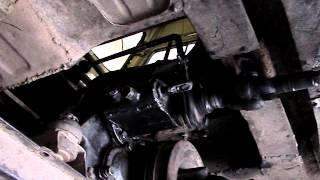 Механическая лебедка на ГАЗ-69
