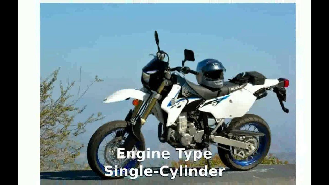 2014 Suzuki DR-Z 400SM Base - Top Speed superbike - YouTube