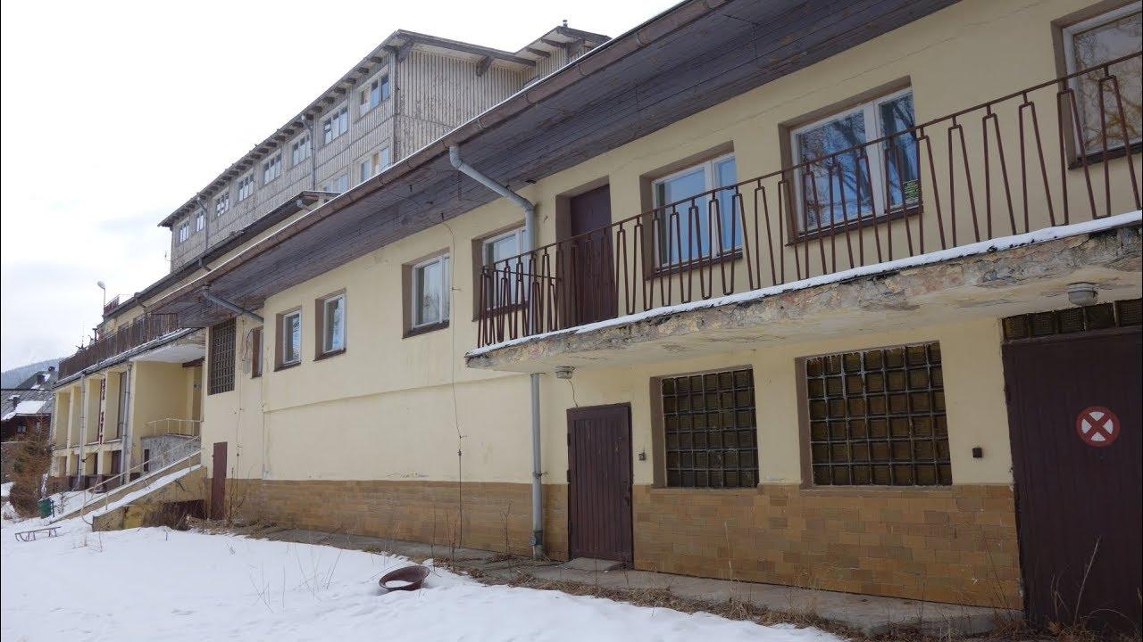 Opuszczony Dom Wczasowy u Podnóża Gór  Urbex #123 
