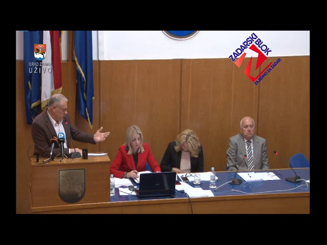 Mladen Malta - Rasprava 1. točka Dnevnog reda