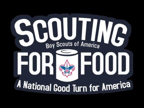 Scouting For Food: 2015 - Summit HIll School District