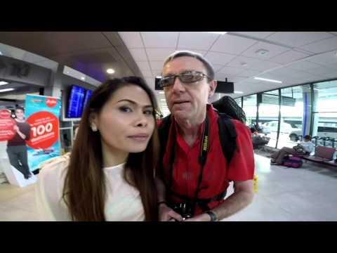 Vlog #13 Bangkok to Phuket!