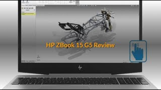 HP ZBook 15 G5 Review