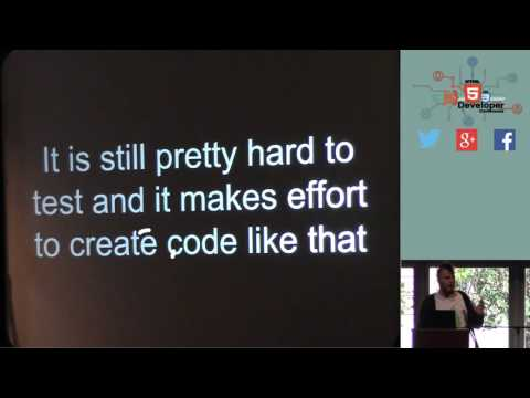HTML5DevConf: Tamas Kokeny, Lab.coop: JS and clean architecture
