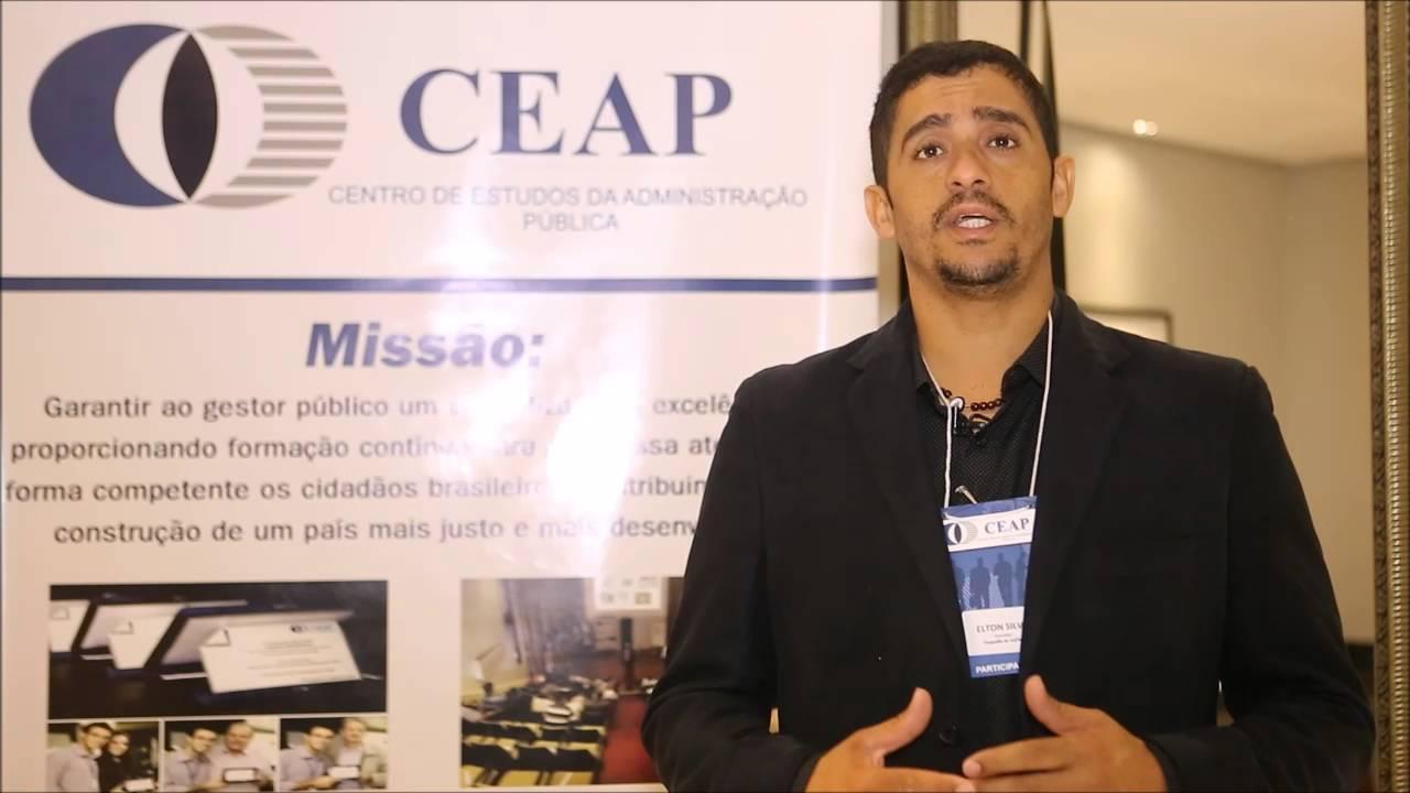 Depoimento Vereador Elton Silva - Chapadão do Sul/MS