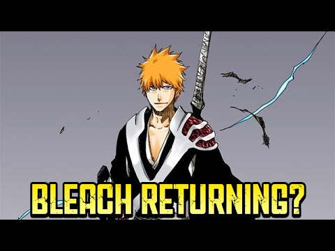 Bleach New Season 2020 Bleach The Anime Returning In 2020 For The Thousand Year Blood Arc