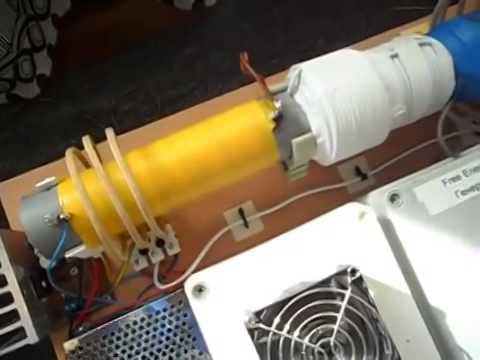 видео: Объяснение принципа работы Генератора Свободной Энергии.