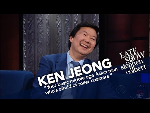 Ken Jeong's Life Changed When He Jumped Out Of A Trunk Naked