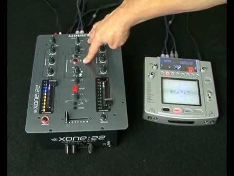 Allen & Heath Xone:22 - 2 Channel Mixer
