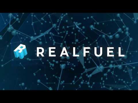 REALFUEL - Token For Powering  Real Estate Platforms