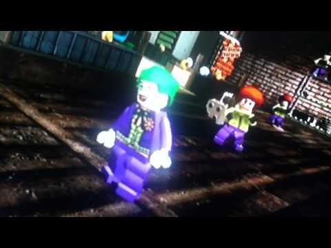 Lego Batman 2 walkthough: theatrical pursuits |