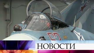 Первый канал представляет документальный фильм «Крым. Небо родины», герои которого военные летчики.