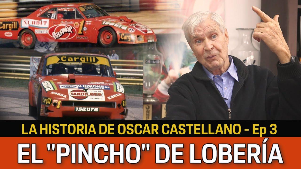 """Download P1 #215 - El """"PINCHO"""" DE LOBERÍA - La historia de Oscar Castellano - Ep. 3 - 15/09/2021"""