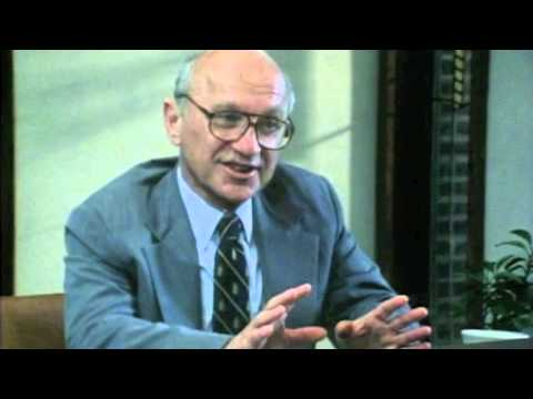 Milton Friedman - Economic Freedom and The Welfare State