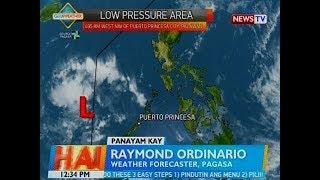 BT: Panayam kay Raymond Ordinario, Weather Forecaster, PAGASA