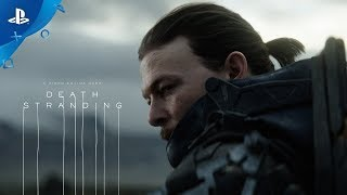 Death Stranding - PS4 Slim - Gameplay Part-1