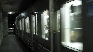 大阪市営地下鉄谷町線 22系22617F 守口到着