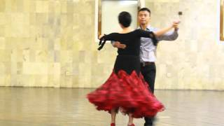 video ab production Ballrom Dance Bu Sian 3