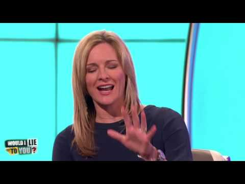Gabby Logan's guide to remembering things - Would I Lie to You?