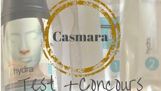 Les masques Casmara - Tuto + CONCOURS (clos)- Easyparapharmacie Thumbnail