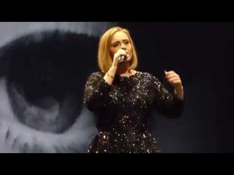 Adele Live 2016 - Seattle (Hello)
