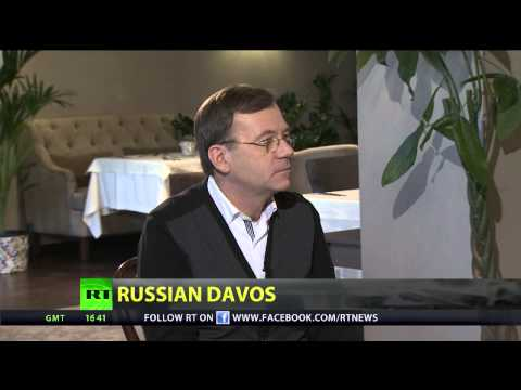 On The Money: Russian Davos