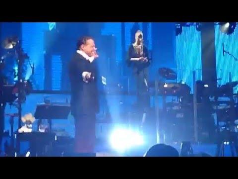 Sorpresa a Mamá!!!  Luis Miguel concert 2015