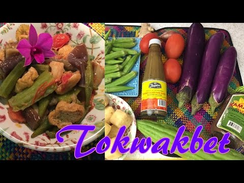Learn Ilocano Language and Cooking: Tokwakbet