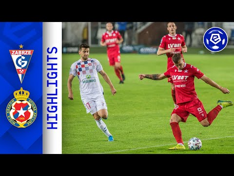 Gornik Z. Wisla Goals And Highlights