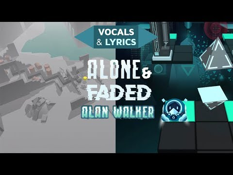Rolling Sky (Alone) & Dancing Line (The Faded Original) Vocals & Lyrics Alan Walker
