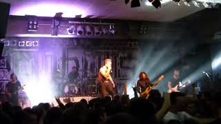 Emil Bulls - Kill Your Demons - 03.11.17 Substage Karlsruhe