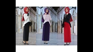 Pencil skirts with hijab for 2018