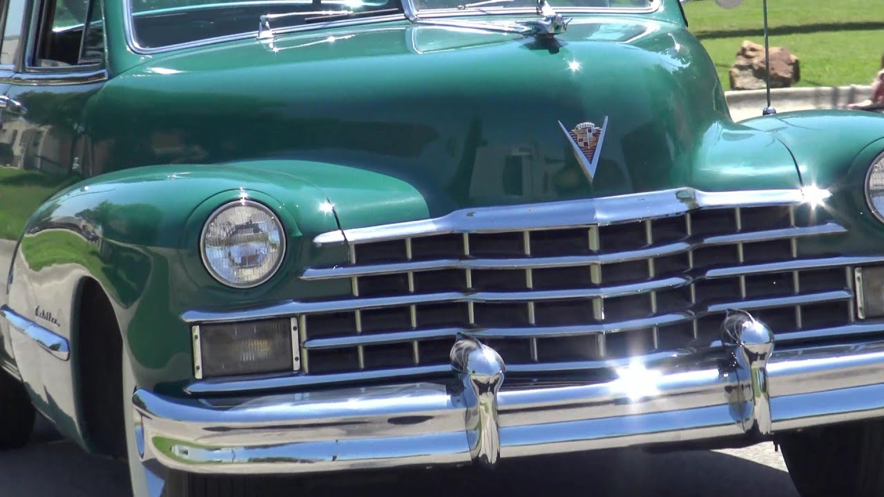 Dallas Classic Cars >> 1947 Cadillac Series 62 Classic American Luxury Car - YouTube
