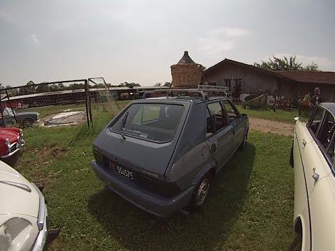 """Fiat Ritmo 60 -David&Baffo- in """"Giretto Serale a Conegliano"""" - by DAVID ZANCHETTA"""
