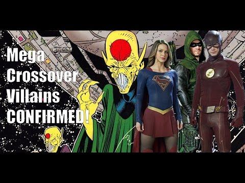CW Mega Crossover Villains CONFIRMED