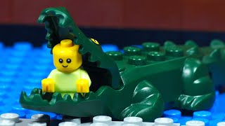 Lego City Zoo - Saves Baby