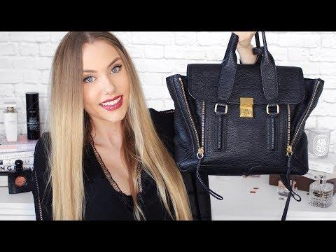 Whats in my Handbag?? // PHILLIP LIM Pashli Satchel