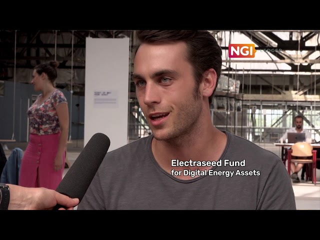 [LEDGER] This is what we do - Electraseed Fund