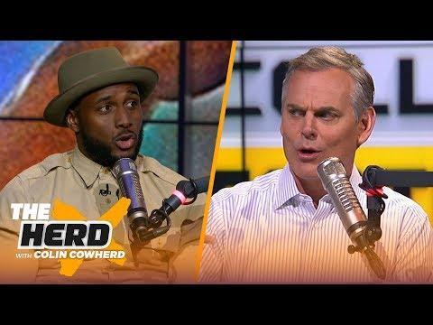 Reggie Bush recalls his best CFB memories, evaluates Kyler Murray and NFL free agency | THE HERD