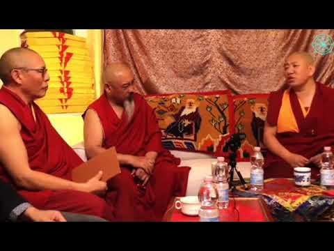 Europe Tibetan public talk part 4/5 , 2017 11 16