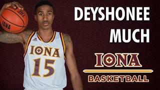 Deyshonee Much, 6
