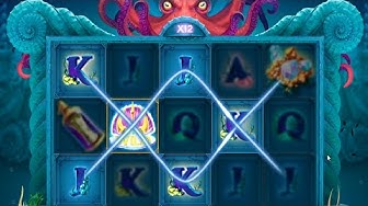 👑 Oceans Treasure Big Win + Bonus Win 💰 A Slot By Netent.