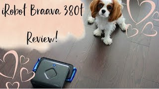 iRobot Braava 380t Mopping Robot Review