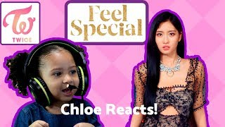 "Chloe's Reaction to Twice's Newest Video ""Feel Special"" M/V"