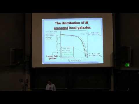 "Joel Roediger ""Stellar Masses and Abundance Matching for Virgo Cluster"""