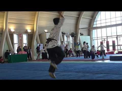 李易恩,108年宜蘭縣國武術錦標賽,長拳